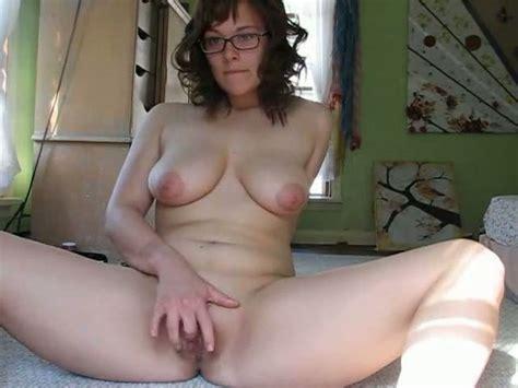 Fucktastic Chubby Nerd With Big Tits Masturbates On Webcam Video