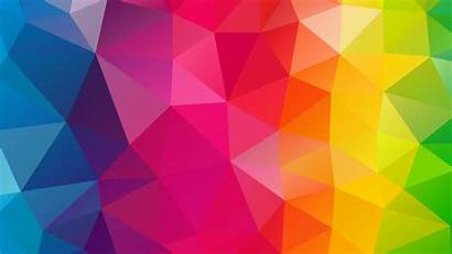 Colorful Triangles Wallpapers 4k 720p Triangle Abstract