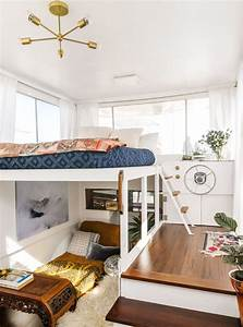 Chambre 9m2 Ikea : how this woman made her dream home on a boat ~ Melissatoandfro.com Idées de Décoration