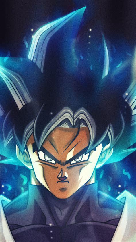 wallpaper goku black dragon ball super  anime