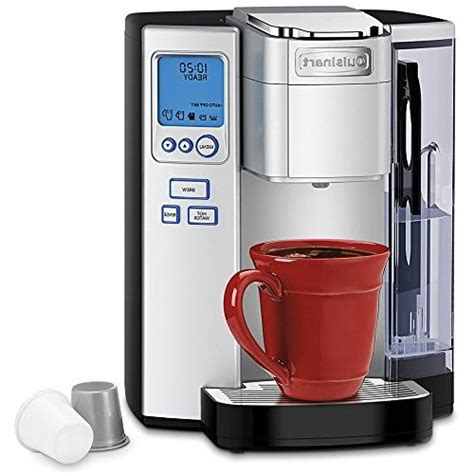 Shop for keurig coffee makers online at target. Cuisinart Premium Single Serve Coffeemaker with 1 Year