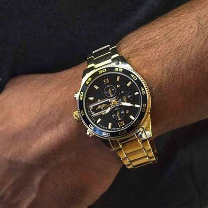 Wrist Gold Personalised Bezel Watches Notonthehighstreet