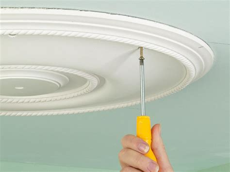 living room ceiling light how to install a ceiling medallion above a light fixture