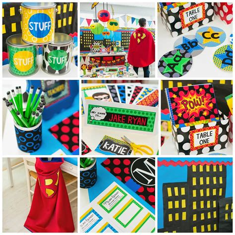 superhero theme for preschoolers a kindergarten smorgasboard schedulin sunday the 896