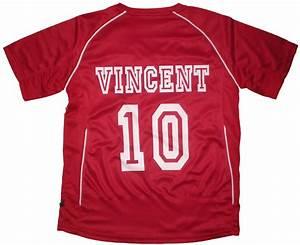 Tee Shirt A Personnaliser : personnaliser tee shirt foot ~ Melissatoandfro.com Idées de Décoration