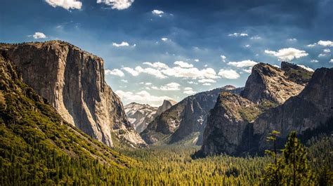 Hostels Near National Parks Including Yosemite The