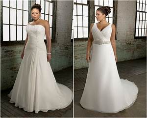 plus size wedding dresses 2012 picks for the full figure With full figured women wedding dresses