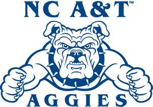 North Carolina a and T Logo