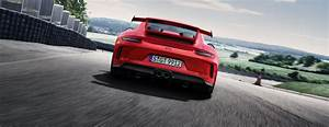 Porsche The New 911 GT3 Porsche USA
