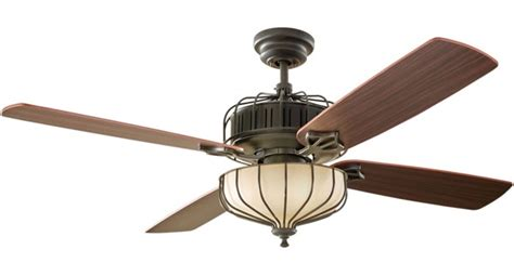 Vintage Ceiling Fans Stir The Air, Evoke Sense Of Drama