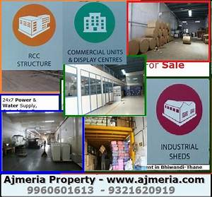 For Sale Industrial & Manufacturing Unit Near Thane ...