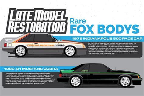 rare fox body mustangs lmrcom