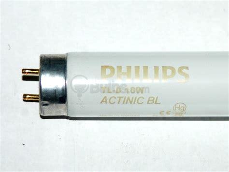 philips 18 watt 24 inch t8 black light fluorescent bulb
