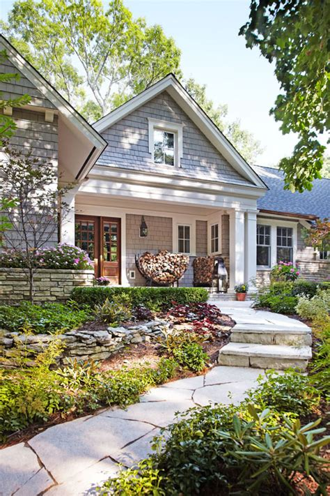 remodeled ranch house traditional home