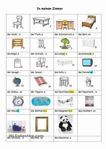 In Meinem Zimmer Unterricht Pinterest Deutsch Lernen