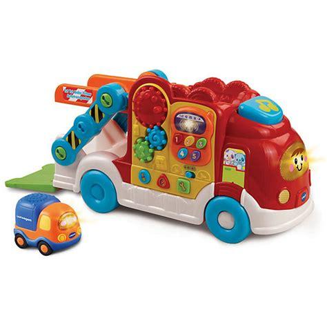 Tut Tut Baby Flitzer  Spielset Autotransporter, Tut Tut