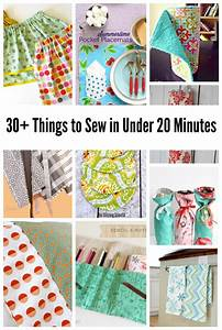 Designer Pencil Pouch Beginner Sewing Projects 30 Things To Sew In Under 20