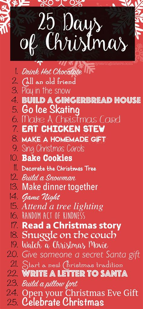 best 25 christmas things to do ideas on pinterest
