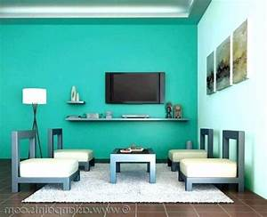 Turquoise Color Scheme Living Room Large Size Of Wall