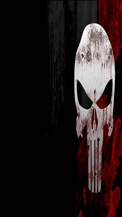 Punisher Skull Mobile Wallpapers Desktop Background Device