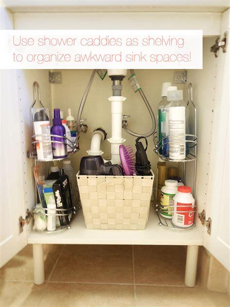 bathroom organization ideas 15 organizational ideas for the bathroom