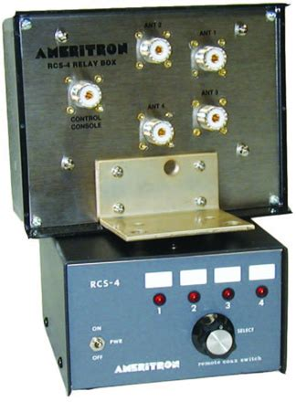 ameritron rcs  remote antenna switch