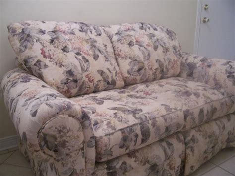 shabby chic sofas for sale elegant shabby chic large floral sofa for sale i deliver gloucester ottawa