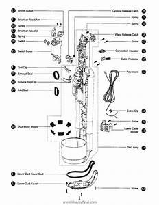 34 Dyson Dc17 Parts Diagram