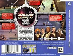 Star Wars: Episode I - Jedi Power Battles Details ...
