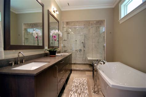 renovated bathroom ideas master bathroom in completely renovated vintage home