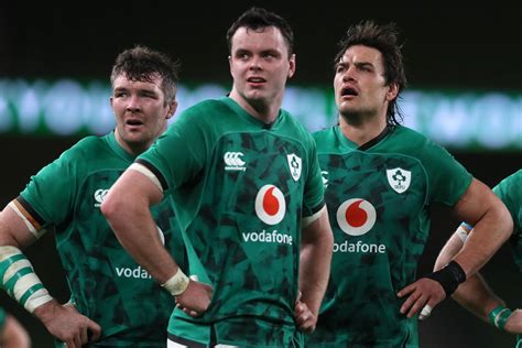 Ireland team vs England - in full: Autumn Nations Cup 2020 ...