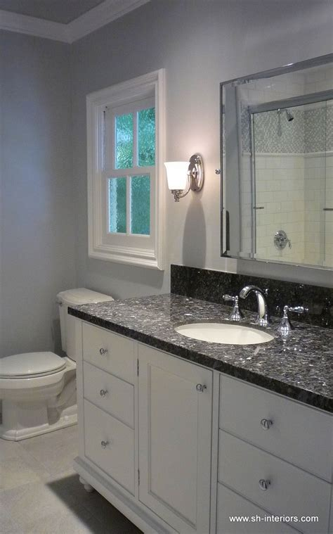granite blue pearl bathroom traditional with blue blue