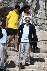 Robert De Niro and Grace Hightower in Antibes - Zimbio