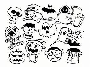 Dessin Qui Fait Tres Peur : coloriage halloween a imprimer qui fait peur ~ Carolinahurricanesstore.com Idées de Décoration