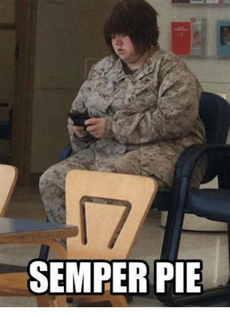 Hhhnnnggg Meme - semper pie military meme on me me