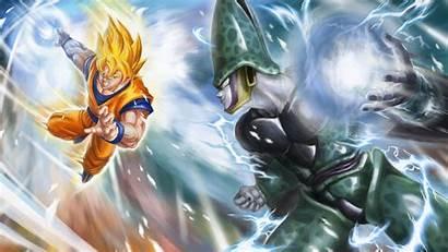 Dragon Ball Cell Super Perfect Saiyan Wallpapers