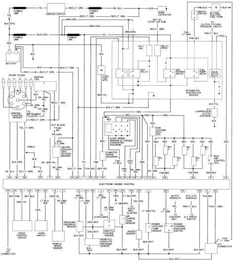 Dodge Dakota Door Jamb Switch Wiring Diagram