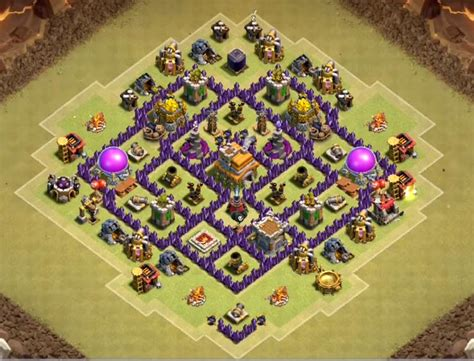 Star Wars Epic Pictures 12 Epic Coc Th7 War Bases Anti 3 Star 2018 3 Air Defenses