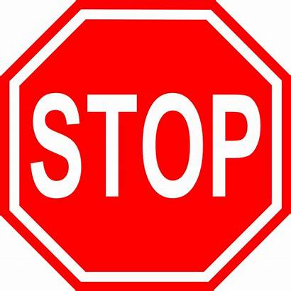 Stop Transparent Sign Background Clip Clipart Clear