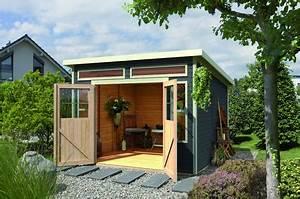 Gerätehaus Mit Pultdach : gartenhaus mit pultdach gartenhaus2000 online magazin ~ Michelbontemps.com Haus und Dekorationen