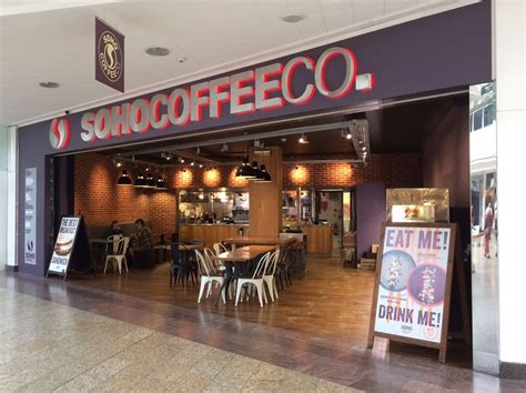 Come on in, to the home of our famous fairtrade coffee & proper handmade food ☕️ buy. Soho Coffee Co. at The Mall - Cribbs Causeway