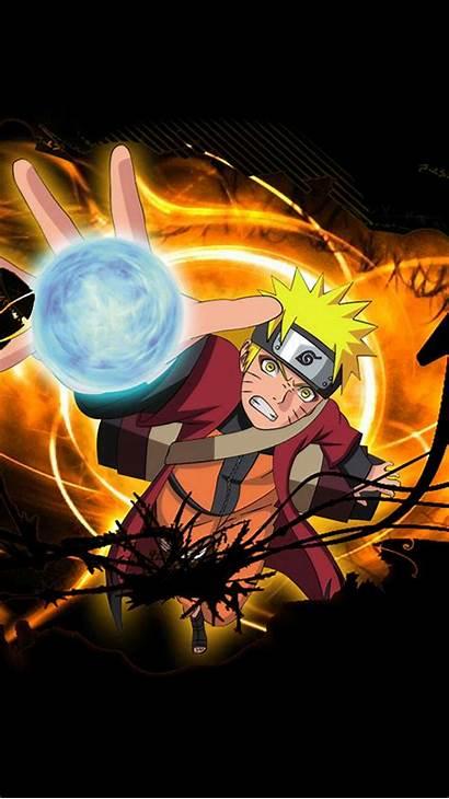 Naruto Rasengan Uzumaki Wallpapers Sasuke Aesthetic Minato