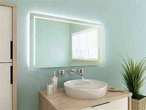 Bad Spiegelschränke Mit Led Beleuchtung : badspiegel mit led beleuchtung garland ~ Bigdaddyawards.com Haus und Dekorationen