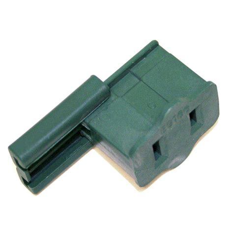 action lighting 00104 green female polarized 7 amp zip
