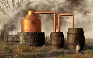 Video  How To Build A Whiskey Still In Less Than 2 Minutes