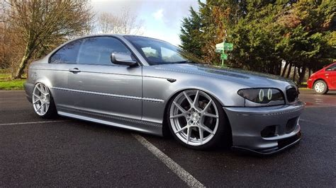 Modified Bmw Coupe by Bmw E46 320cd Coupe Airlift Modified In Bromley
