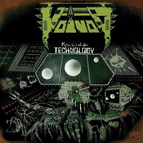 Voivod  Killing Technology Deluxe Edition  Nuclear Blast