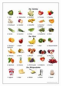 Gemüse Bilder Zum Ausdrucken : 24 kostenlose daf obst und gem se arbeitsbl tter ~ Buech-reservation.com Haus und Dekorationen