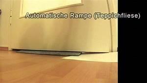 Rampe Für Türschwelle : 2 roboter staubsauger rampen einfach und automatisch ~ Watch28wear.com Haus und Dekorationen