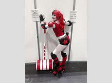 Cosplay Island View Costume Hydraxia Harley Quinn